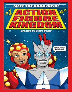 Action Figure Kingdom Cover